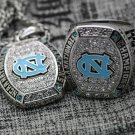 One Set rings and Necklace 2016 CAROLINA BASKETBALL NCAA NATIONAL CHAMPIONSHIP