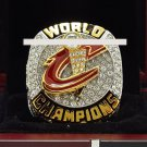 Copper solid 2016 Cleveland Cavaliers National Championship Ring 8-14 Size