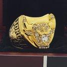 1997 Chicago Bulls National Bakstball Championship Ring 10 Size Jordan Name