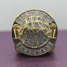 2010 Los Angeles Lakers National Basketball Championship Ring 7-15 Size