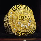 2015 Los Angeles Lakers Kobe Bryant Retirement Championship Ring 10 and 11S