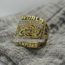 2016 Cleveland Cavaliers National Basketball Championship Ring 7-15 Size