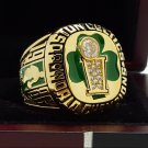 1986 Boston Celtics basketball world championship Ring 8-14S copper