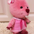 28cm Cute Cartoon Pororo Plush Toys Pororo Friends Beaver Loopy Soft Stuffed Toy Dolls