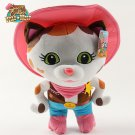 Brand Sheriff Callie Cowboy Callie Plush Doll Toys Sheriff Callie's Wild West Cowboy Callie Cat