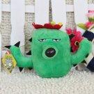 Cactus Plush Toys 13-20cm Plants vs Zombies Soft Stuffed Plush Toys