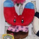 Magnet-shroom Plush Toys 13-20cm Plants vs Zombies Soft Stuffed Plush Toys