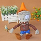 Hats Zombie Plush Toys 30cm Plants vs Zombies Soft Stuffed Toys
