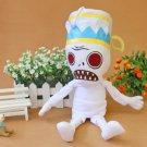 Mummy Zombie Plush Toys 30cm Plants vs Zombies Soft Stuffed Toys