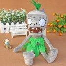 Green Zombie Plush Toys 30cm Plants vs Zombies Soft Stuffed Toys