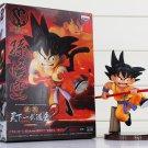 14cm Dragon Ball Z Budokai DBZ Sun Goku Childhood PVC Action Figure with BAG