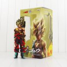 34cm Big Size Son Goku Battle Damaged Figure Toy Banpresto Dragon Ball (with BAG)
