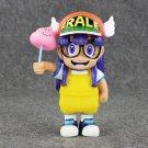 19cm Anime Dr. Slum Figure Arale PVC Figure Toy With Poop Cartoon Arale Model Dolls
