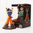 15cm Goku Genkidama Spirit Bomb Figure Toy Dragon Ball Z Son Goku With Box