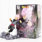 17cm Soul X Soul Son Goku Black Gokou Figure Toy Dragon Ball Super Saiyan