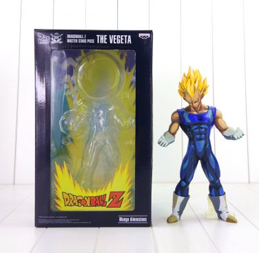 25cm Vegeta Figure Toy Dragon Ball Z Super Saiyan Anime
