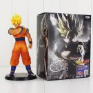 Dragon Ball Z Resolution of Soldiers Figure Toy Son Goku Super Saiyan Anime with box