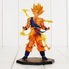 17cm Anime Dragon Ball Z Goku Figure Toy Super Saiyan Son Gokou Figuarts Zero