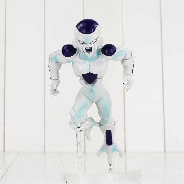 18cm Dragon Ball Z Freeza Figure Toy Final Complete Body Frieza Anime