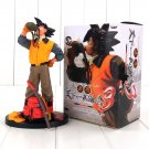 Dragon Ball Z Goku Drinking Water Yamcha With Sword Anime with box