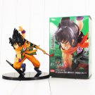 Dragon Ball Z Son Goku Yamcha Figure Toy With Sword Anime with box