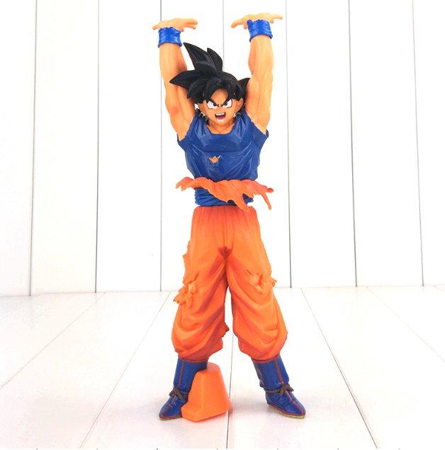 24cm Son Goku Spirite Bomb Gokou Genkidama Figure Toy Anime Dragon Ball Z Style A