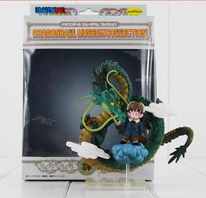 Anime Dragon Ball Z Shenron Son Goku PVC Action Figure Model Toy Doll Collection with box