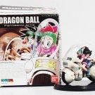 8cm Dragon Ball Z Son Goku Bulma Motorcycle PVC Action Figure Collectible Model Toy
