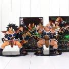 2pcs/lot 15cm Dragon Ball Z Figure Toy Nappa Raditz Goku Brother Saiyan Scultures Big Zokei (box)