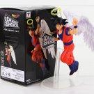 19cm Anime Dragon Ball Z Figure Toy Goku Dramatic Showcase Flying Gokou Angel (box)