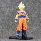 20cm Anime Dragon Ball Z Banpresto SCultures Super Saiyan 2 Son Gokou