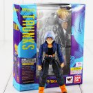 13cm Anime Dragon Ball Z Figure Toy Future Trunks S.H.Figuart Action Figure with box