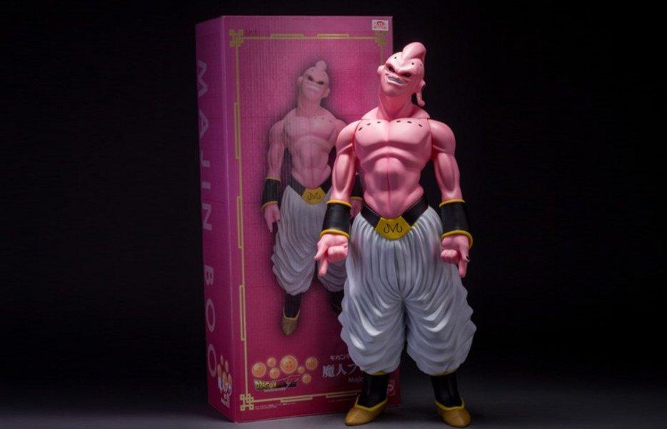 Dragon Ball Z Super big Majin Buu PVC Action Figure Collectible Model Toy 48CM