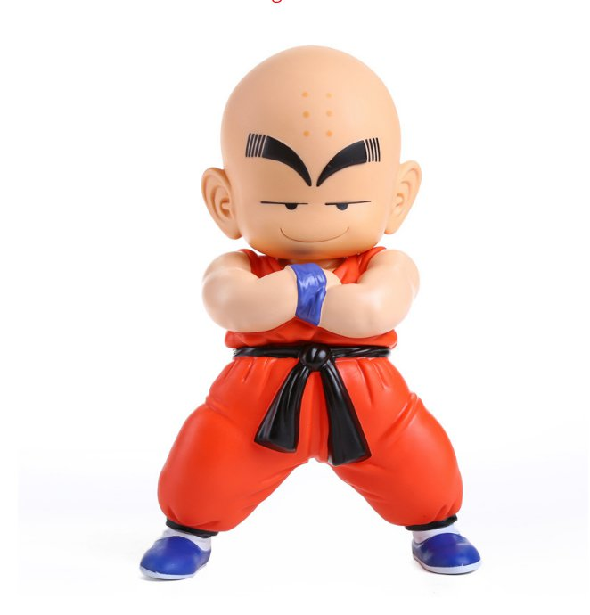 18cm Dragon Ball Z Kuririn Action Figure Toy Dragonball Kuririn