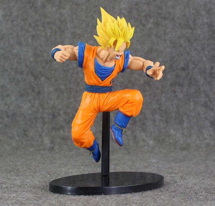 Banpresto SCultures Dragon Ball Z Son Gokou Action Figure 18CM Goku