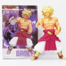 23cm Dragon Ball Z Super Saiya Broli Action Figure Toy Collective