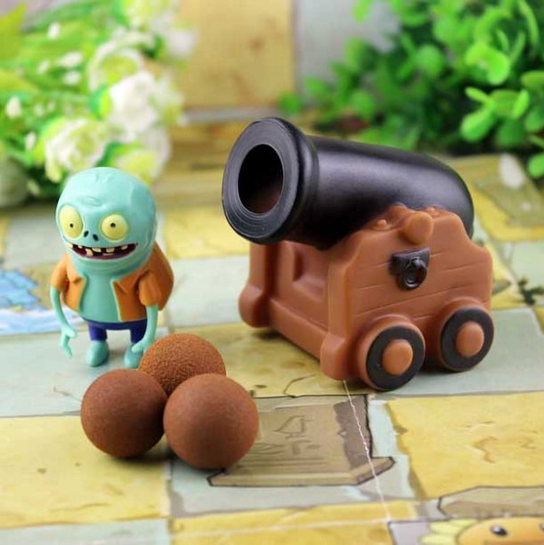 2017 new game swept the world of plants and Zombies new popular (Chocolate)