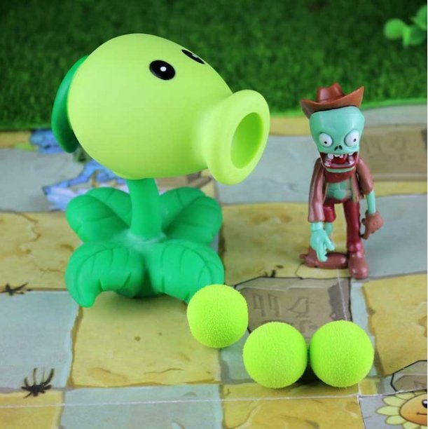 2017 new game swept the world of plants and Zombies new popular (Dark Gray)