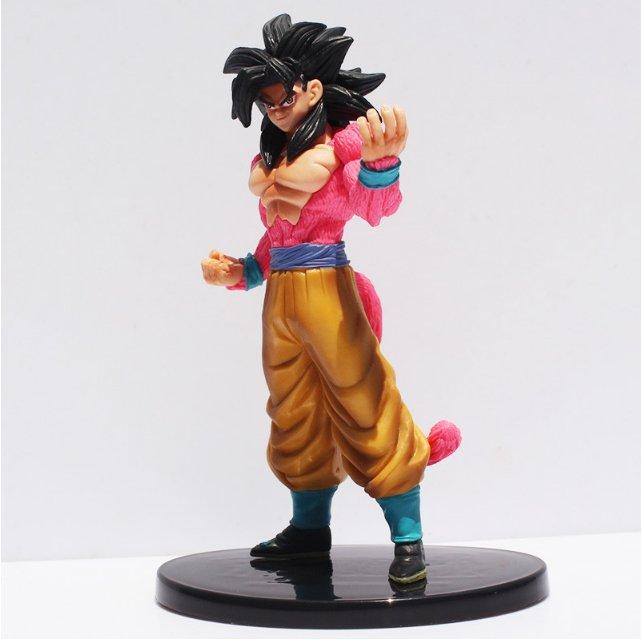 Retail New Dragon Ball Heros Son Goku Action Figure Tou PVC Doll With Box 18cm