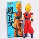 Dragon Ball Z Super Big Super Saiyan Son Gokou PVC 36cm