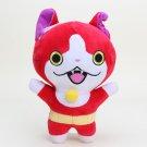 20cm Yo-Kai Watch plush Doll Jibanyan keychain pendant Plush Toys with sucker