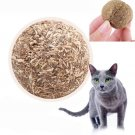Funny Cat Mint Ball Toy Catnip Ball Pets Toy Cat Balls Cat Playing Toys