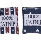 100% linen catnip bags catnip toys different colors supply cat love it pet catnip