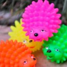 Cute Hedgehog Shape Pet Dog Cat Squeaky Toys Pets Puppy Kitten Funnty Toys