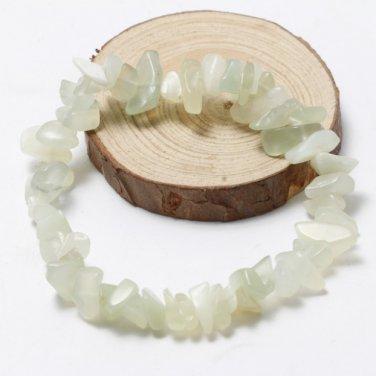 Handmade Crystal Chip Stretch Gift Charm Reiki Healing Bracelet Bracelet (15)