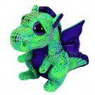 15cm Cinder The Green Dragon Plush Stuffed Animal Collectible Soft Doll Toy