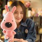 30cm Pink Cute Dog Pet Puppy Plush Toys Kids Soft Pillow Children Doll Stuffed Animal