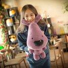 30cm Purple Cute Dog Pet Puppy Plush Toys Kids Soft Pillow Children Doll Stuffed Animal