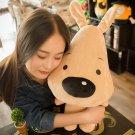 30cm Brown Cute Dog Pet Puppy Plush Toys Kids Soft Pillow Children Doll Stuffed Animal