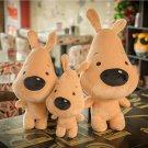 40cm Brown Cute Dog Pet Puppy Plush Toys Kids Soft Pillow Children Doll Stuffed Animal